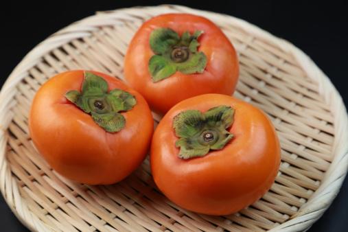 柿「Persimmon」:スマホ壁紙(17)
