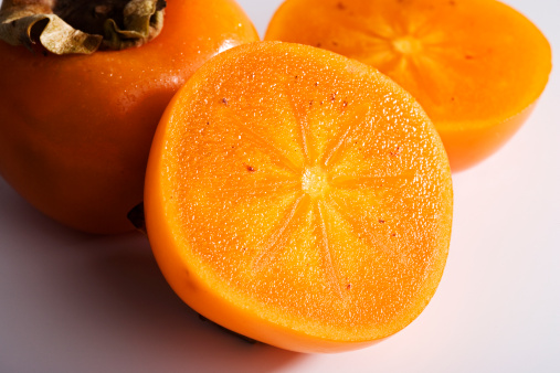 柿の木「パーシモン」:スマホ壁紙(5)