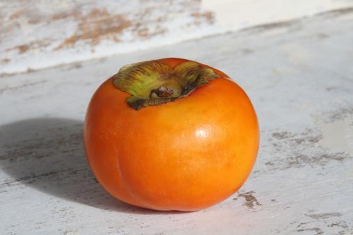 柿「Persimmon」:スマホ壁紙(8)