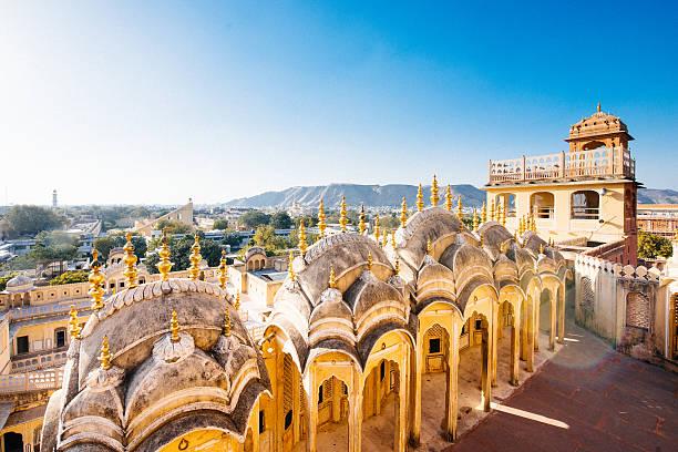 Hawa Mahal Jaipur India:スマホ壁紙(壁紙.com)