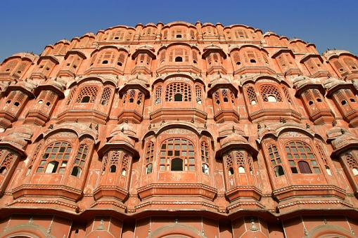 Rajasthan「Hawa Mahal Facade」:スマホ壁紙(14)