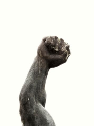 Fist「Fist of statue in air」:スマホ壁紙(11)