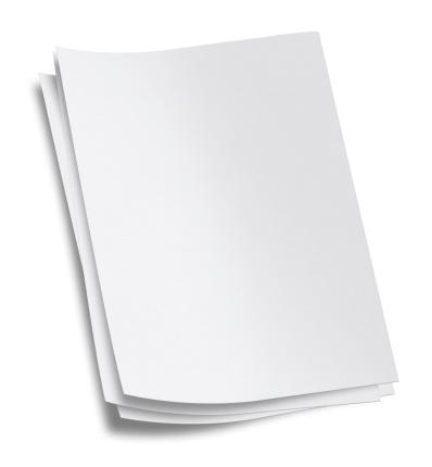 Blank Expression「Blank paper」:スマホ壁紙(2)