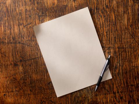 Surface Level「Blank Paper」:スマホ壁紙(2)