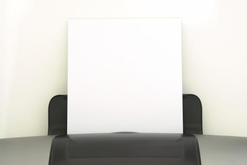 Letter - Document「Blank Paper」:スマホ壁紙(11)
