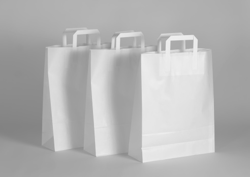 Arts Culture and Entertainment「Blank paper bags」:スマホ壁紙(19)
