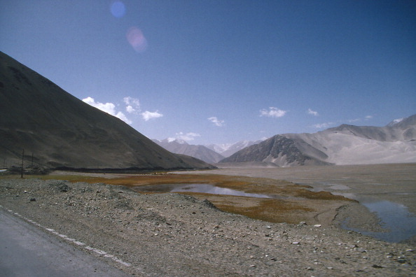 Mountain Range「Karakoram Highway Near Tashkurgan」:写真・画像(11)[壁紙.com]