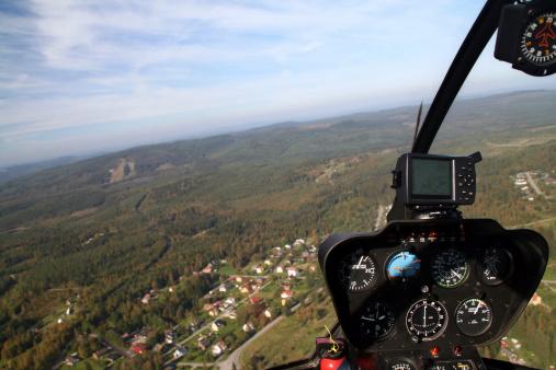 Passenger Cabin「Helicopter ride」:スマホ壁紙(14)
