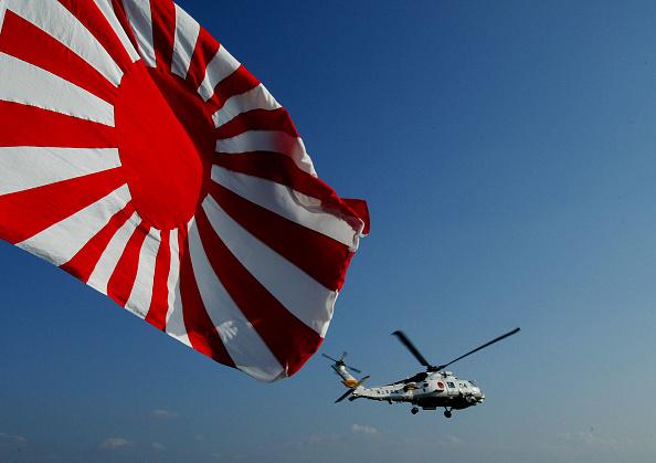 Politics「Junichiro Koizumi Reviews Japanese Maritime Defence」:写真・画像(14)[壁紙.com]