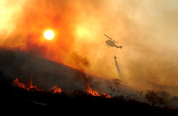 Inferno「Fire Threatens 200 Homes in California」:写真・画像(10)[壁紙.com]