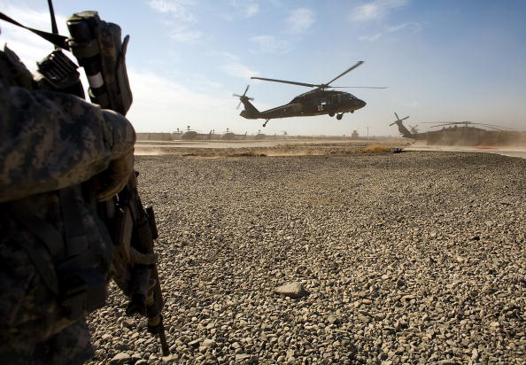 Military Base「Afghanistan's Only Combat Support Hospital Serves Patients From The Battlefield」:写真・画像(14)[壁紙.com]