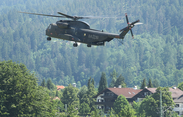 Garmisch-Partenkirchen「G7 Summit At Elmau - General Preparations」:写真・画像(19)[壁紙.com]