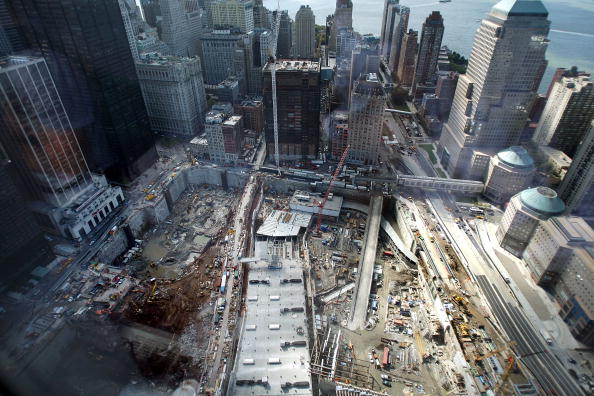 International Landmark「World Trade Center Site Suffers Another Setback, Up To 2 Year Delay」:写真・画像(11)[壁紙.com]