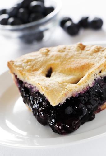 Stuffed「Blueberry pie」:スマホ壁紙(3)