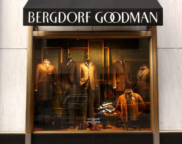 Store Window「Luxury Clothing Store Bergdorf Goodman」:写真・画像(12)[壁紙.com]