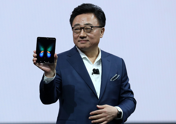 Samsung「Samsung Hosts Annual Galaxy Unpacked Event Unveiling New Devices Including S10 Smartphone」:写真・画像(14)[壁紙.com]