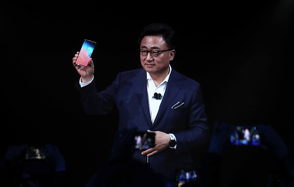 Wireless Technology「Samsung Hosts Annual Galaxy Unpacked Event Unveiling New Devices Including S10 Smartphone」:写真・画像(5)[壁紙.com]