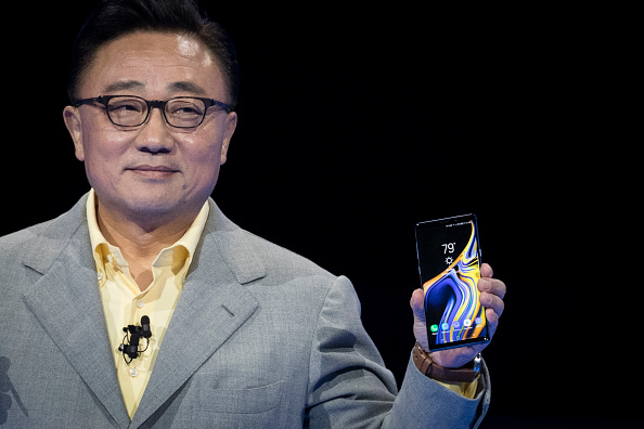 Drew Angerer「Samsung Unveils New Galaxy Note Smart Phone」:写真・画像(11)[壁紙.com]