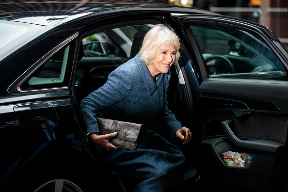 Caritas Internationalis Charity Day「The Duchess Of Cornwall Attends The Broker's 26th Annual ICAP Charity Day」:写真・画像(1)[壁紙.com]