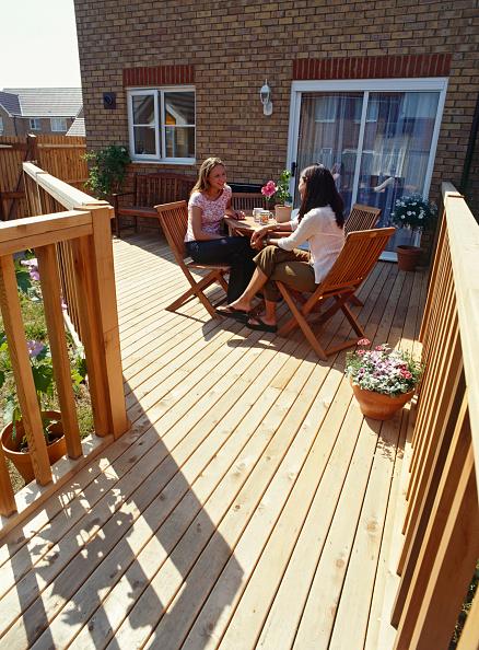 New「New deck outside」:写真・画像(2)[壁紙.com]