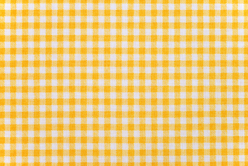 Yellow「gingham pattern fabric」:スマホ壁紙(15)