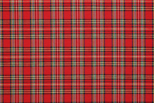 Scottish Culture「gingham pattern fabric」:スマホ壁紙(11)