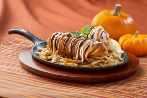 Sour Cream「Pumpkin chimichanga」:スマホ壁紙(0)