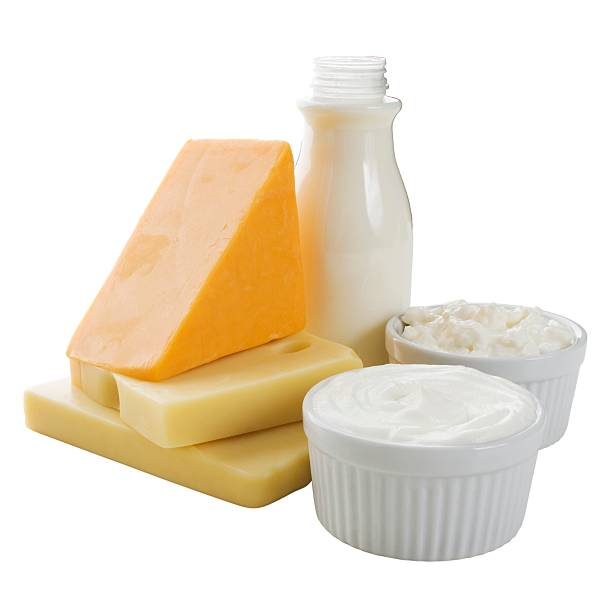 Close up of milk, cheese and dairy products:スマホ壁紙(壁紙.com)