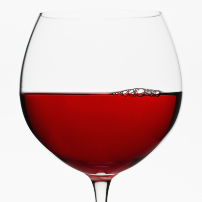 Translucent「Close up of glass of red wine on white background」:スマホ壁紙(18)