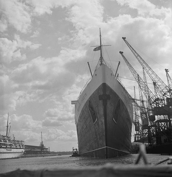 Passenger Craft「RMS Queen Elizabeth Southampton」:写真・画像(12)[壁紙.com]