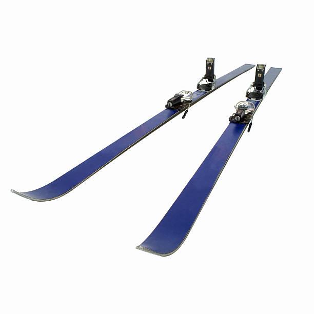 Close up of snow skis:スマホ壁紙(壁紙.com)