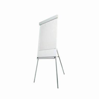 Flipchart「Close up of a flip chart whiteboard」:スマホ壁紙(15)