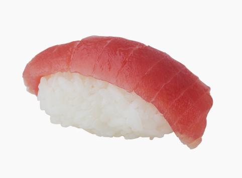 Sushi「Close up of tuna sushi」:スマホ壁紙(8)