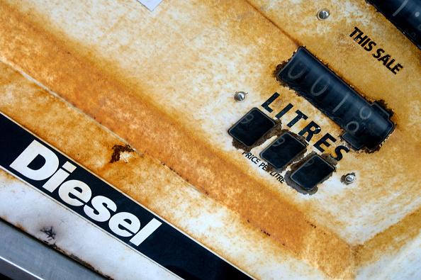 Dirty「Close up of an old petrol pump」:写真・画像(18)[壁紙.com]