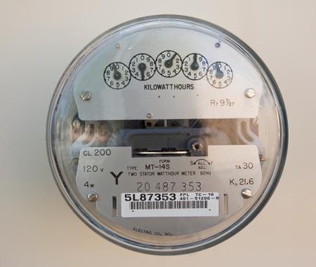 Gulf Coast States「Close up of electric meter」:スマホ壁紙(14)