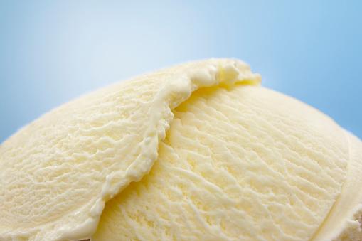 アイスクリーム「Close up of vanilla ice cream」:スマホ壁紙(19)