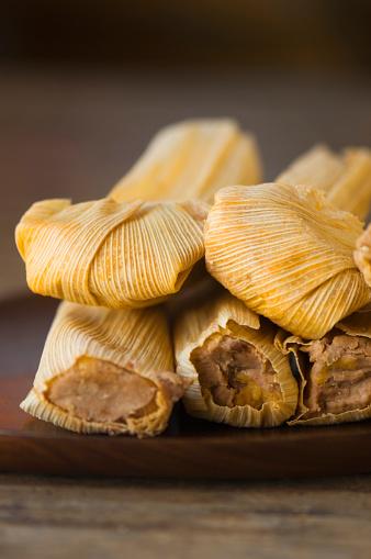 Karin「Close up of organic tamales」:スマホ壁紙(17)