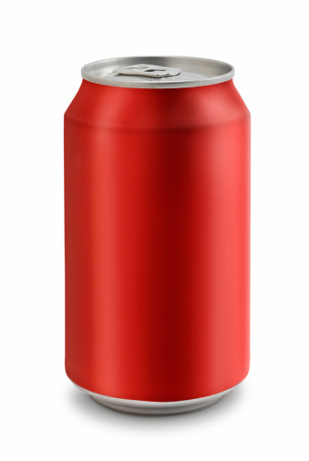 Coke「Close up of a cola can, isolated on white.」:スマホ壁紙(13)