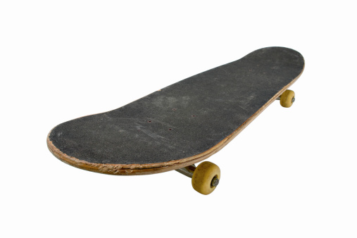 Skateboard「Close up of a skateboard」:スマホ壁紙(14)
