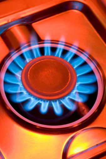 Carbon Monoxide「Close up of gas-burning range」:スマホ壁紙(7)