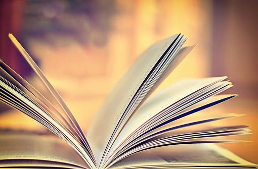 画像加工フィルタ「Close up of open book」:スマホ壁紙(16)