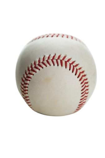野球「Close up of baseball」:スマホ壁紙(18)