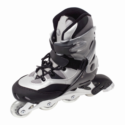 Roller skate「Close up of a roller-skate」:スマホ壁紙(1)