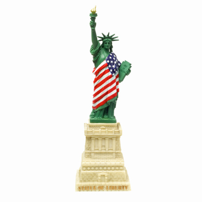 Female Likeness「Close up of the Statue-of-Liberty replica」:スマホ壁紙(15)