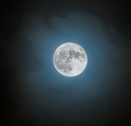 Moon「super moon」:スマホ壁紙(17)