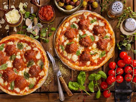 Flatbread「Meatball Marinara Pizza」:スマホ壁紙(17)