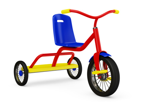 Toddler「Tricycle」:スマホ壁紙(15)