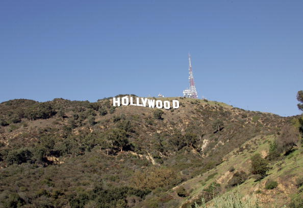 Mountain「Media Day for the Hollywood Sign's Month-Long Makeover」:写真・画像(14)[壁紙.com]