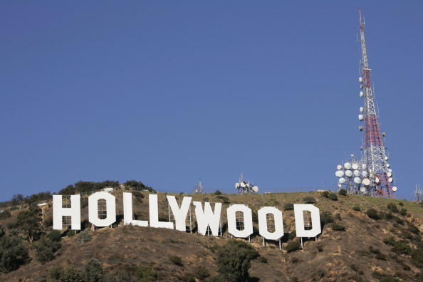 Mountain「Media Day for the Hollywood Sign's Month-Long Makeover」:写真・画像(11)[壁紙.com]