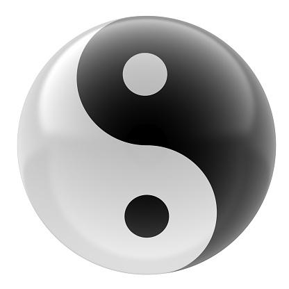 Clip Art「yin yang」:スマホ壁紙(7)